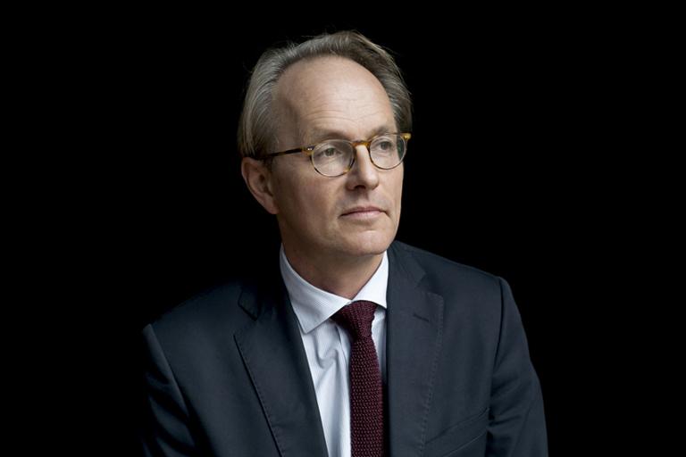Etienne Lengereau, maire de Montrouge, 24/10/2016